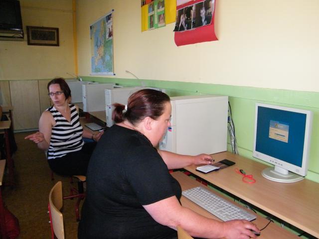 Kurs obsługi komputera i Internetu