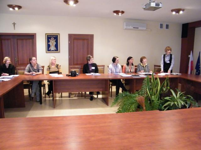 Spotkanie Zespołu Interdyscyplinarnego