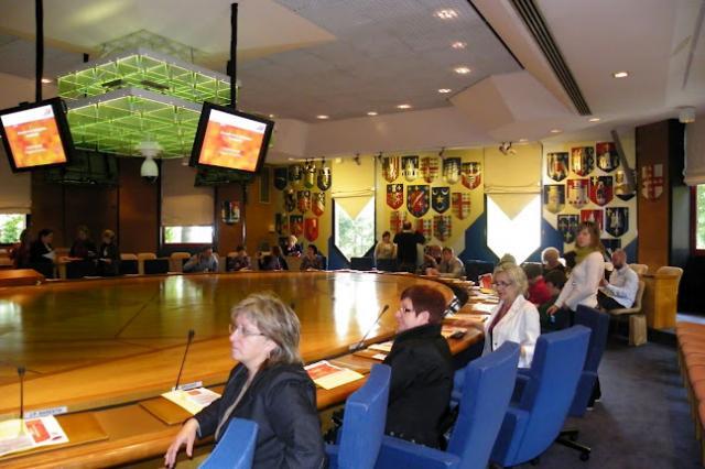 Siedziba Rady Departamentu Val d`Oise