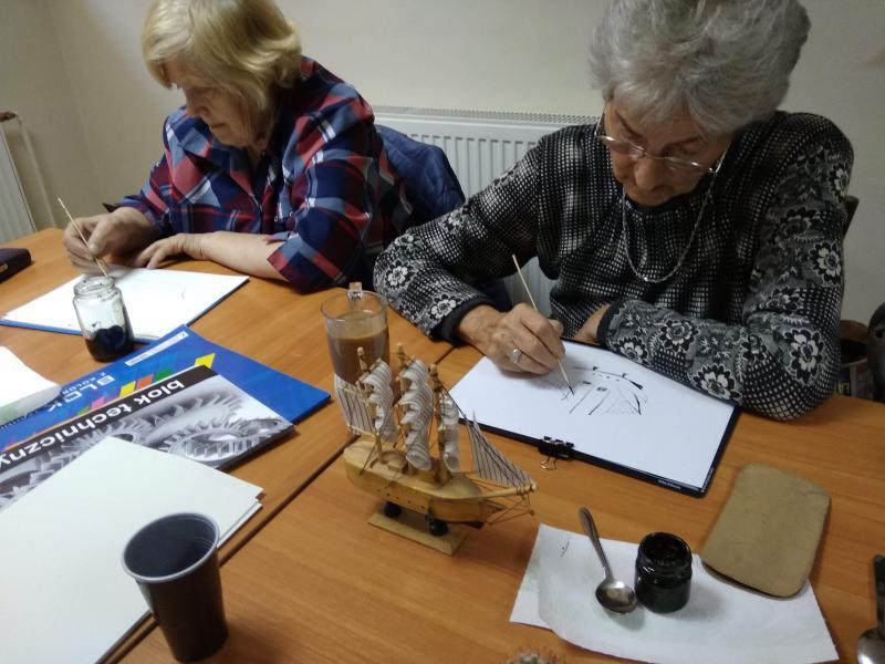Twórczy Klub Seniora  w Gminie Przemęt.