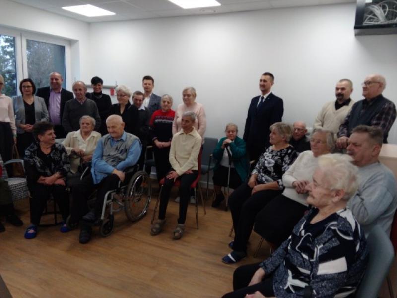 Dzienny Dom Pomocy Senior+ w Błotnicy