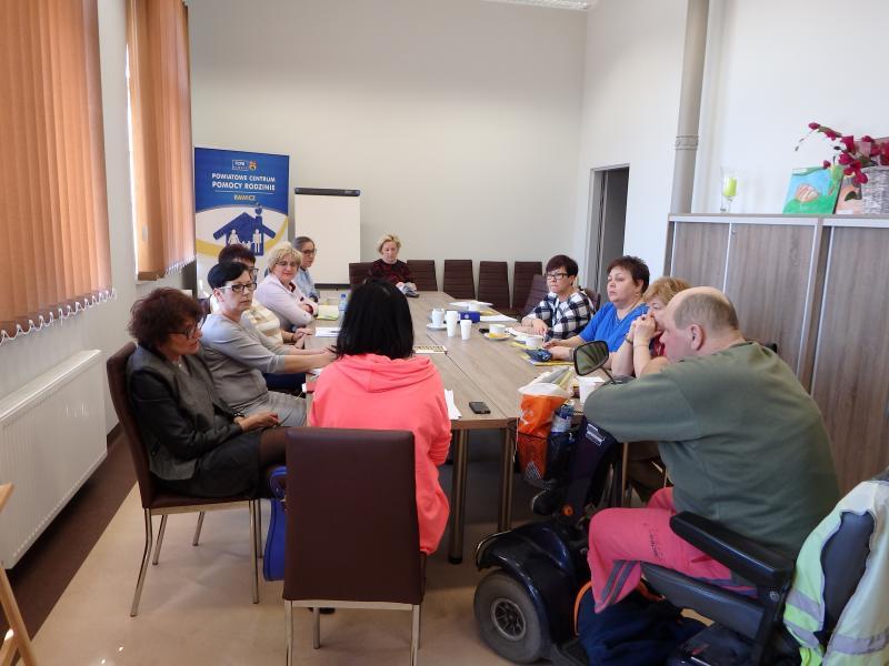 Powiatowy Dzień Integracji 2017 - spotkanie organizacyjne!