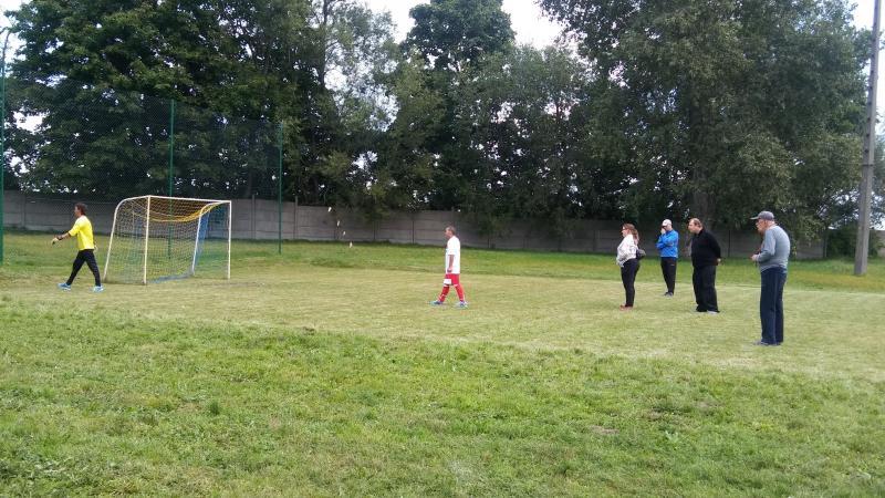 Impreza sportowo-artystyczna, DPS Pakówka - 07.09.2017r.