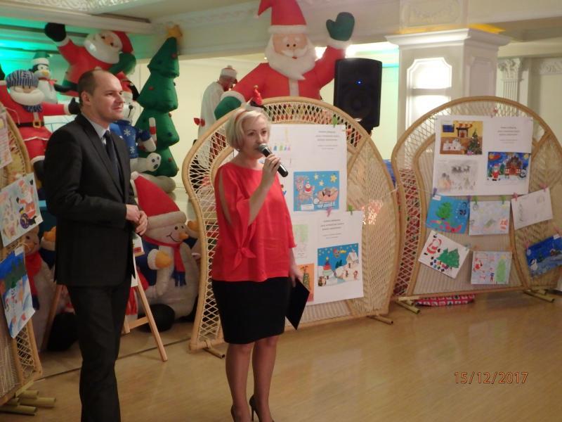 Podsumowanie konkursu pn. Moje wymarzone Święta Bożego Narodzenia, 15.12.2017
