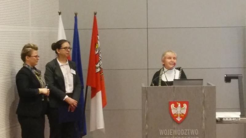 Wielkopolskie Forum Warsztatów Terapii Zajęciowej, Poznań 14.03.2018.