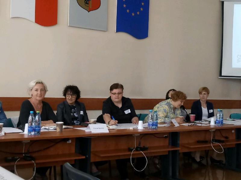 Subregionalne spotkanie WTZ i PCPR w Lesznie, 25.06.2018