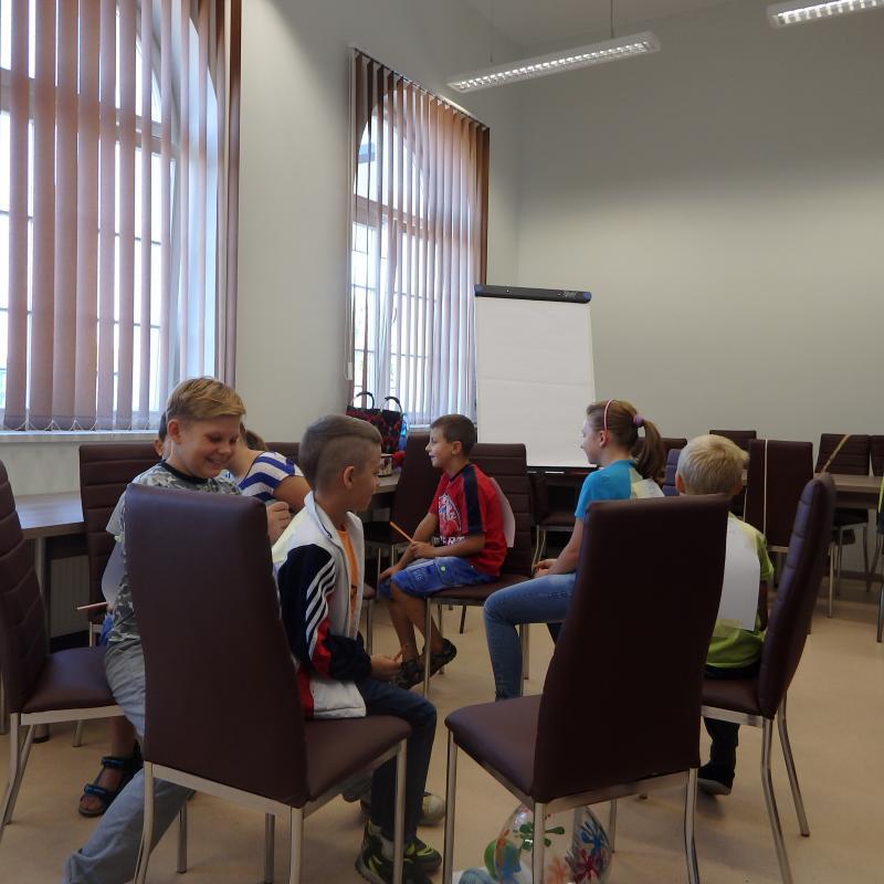 Warsztaty psychologiczne - wzmocnienie kompetencji społecznych.