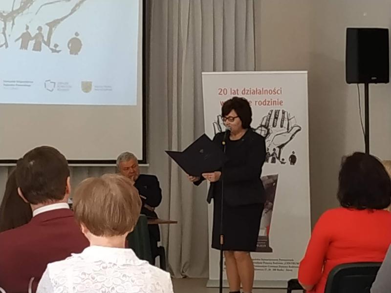 XIV Ogólnopolskie Forum PCPR i MOPR, Ciechocinek 2019