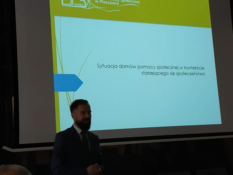 Forum Dyrektorów Domów Pomocy Społecznej.