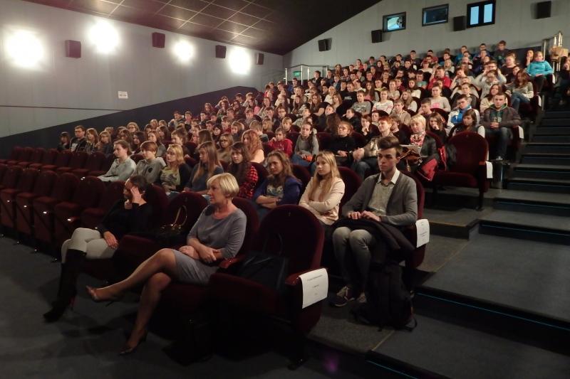 Wszyscy jesteśmy tacy sami - edukacja z filmem w tle.