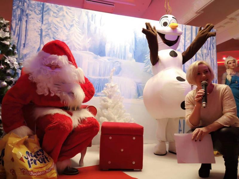 Spotkanie z Mikołajem !