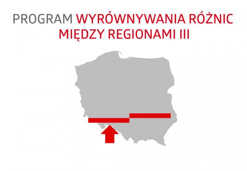 Program wyrównywania różnic między regionami III w 2020 r.