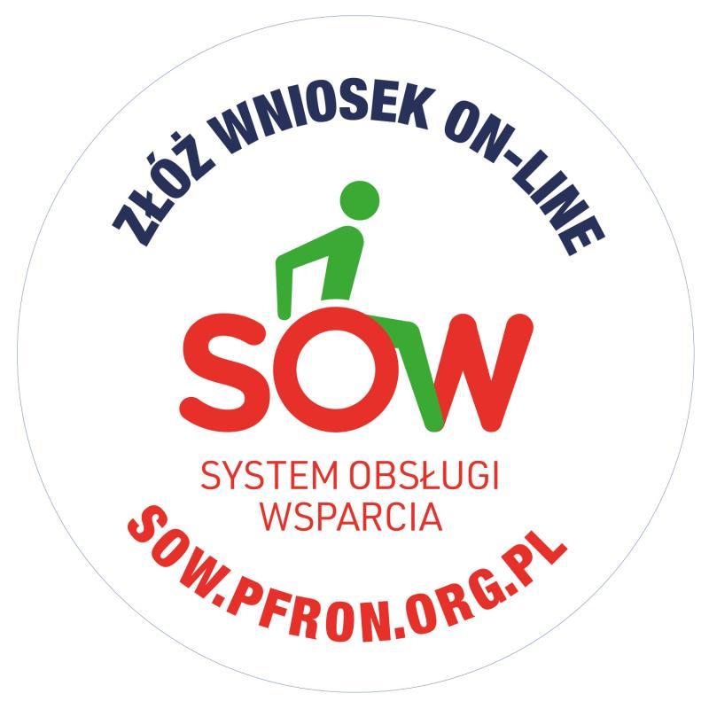 System Obsługi Wsparcia-złoż wniosek online