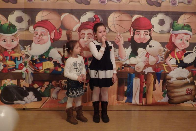 Spotkanie z Mikołajem i Śnieżynką