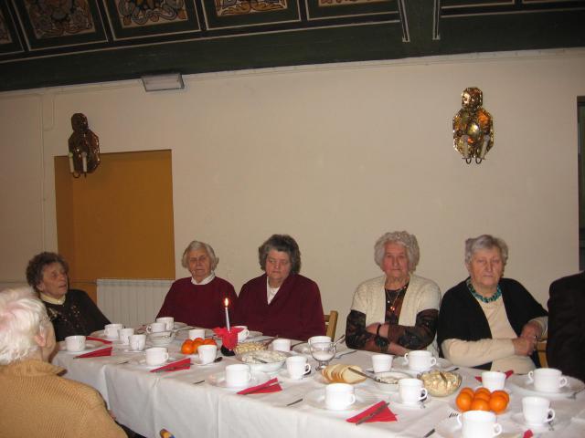 Spotkanie opłatkowe dla osób samotnych i starszych