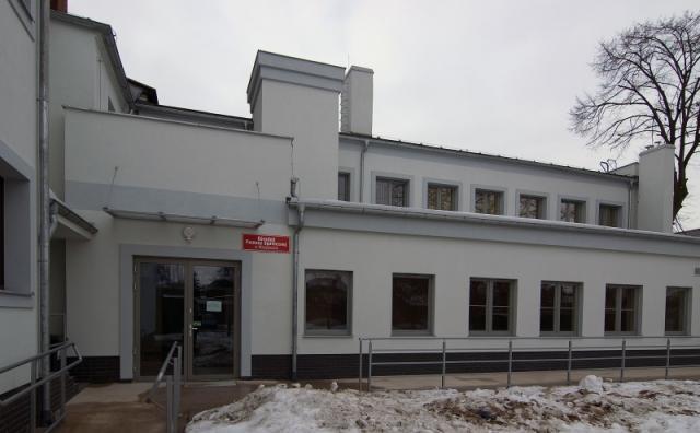 Uroczyste otwarcie Centrum Pomocy Społecznej i Ratownictwa