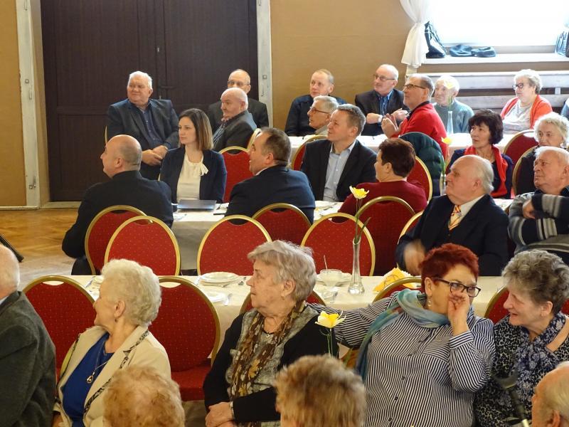 Spotkanie Seniorów Gminy Wijewo
