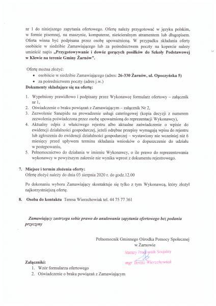 Zapytanie ofertowe str.3
